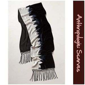 """Anthro """"Velvet Ombre Scarf"""" by Floreat"""